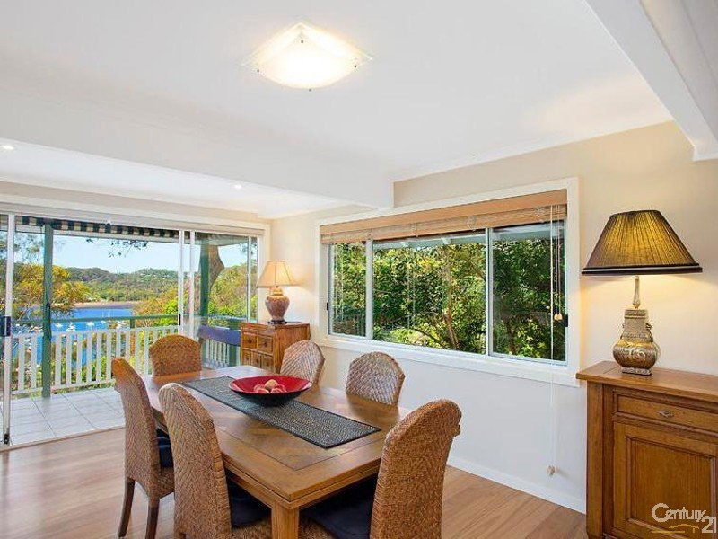 barrenjoey house painting