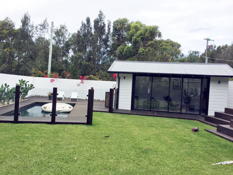 timber deck painters northern beaches
